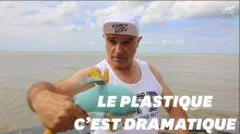 """Elmer Food Beat revisite """"Le plastique c'est fantastique"""" pour un projet écolo"""
