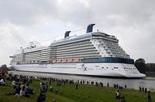 Ahoy! Celebrity Cruise Lines welcomes an Apple Store on board