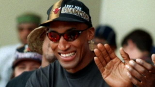 Scottie Pippen Involved in Fight With Fan