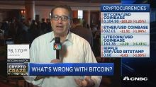 Bitcoin could see another big selloff but that's OK, says...
