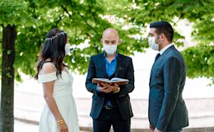 Here's how the pandemic is changing summer wedding plans