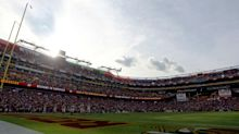 Washington Football Team to play 2020 NFL season without fans at FedExField