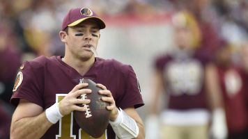 Redskins' season now in Colt McCoy's hands