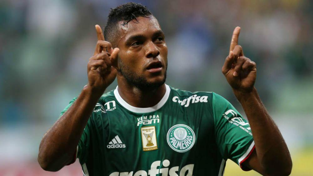 O que está faltando para Borja se destacar no Palmeiras?