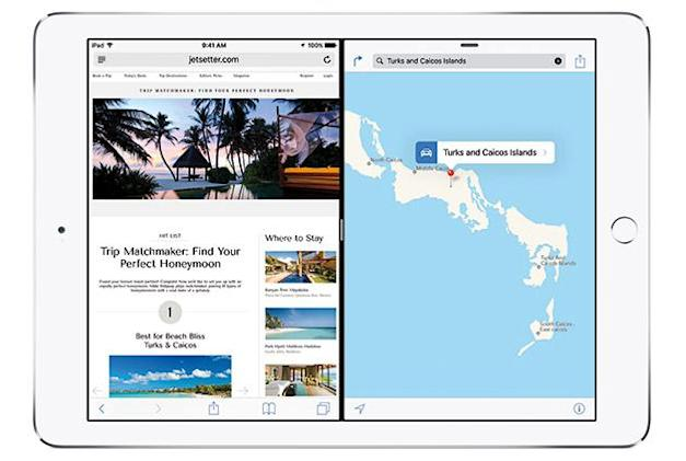 Apple brings side-by-side multitasking to the iPad in iOS 9