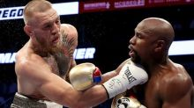 Floyd Mayweather criticises Conor McGregor for 'dance boy' comment during build-up to their fight