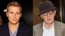 Ronan Farrow Takes a Father's Day Dig at Woody Allen