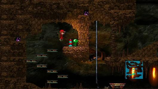 Delving into the differences between Spelunker and Spelunky