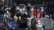 Venezuela opposition figures in jail protest