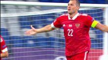 Foot - L. nations - Ligue des nations : Les buts de Russie-Serbie en vidéo
