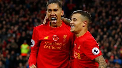 Liverpool taking special measures to protect Coutinho and Firmino