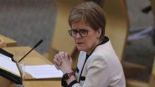 Scotland: Nicola Sturgeon accused of damaging Scotland's institution to 'save her own skin'