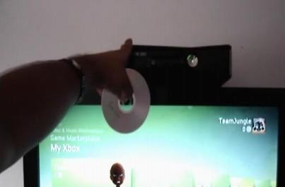 New Xbox 360 hacked to play 'backup' discs, public release underway? (video)
