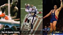 Top 10 Sports Upsets