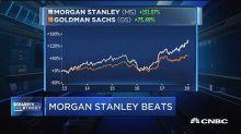 Jim Cramer: James Gorman reinvented Morgan Stanley's weal...
