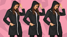'Stylish and functional': The lightweight rain jacket Amazon shoppers can't stop buying