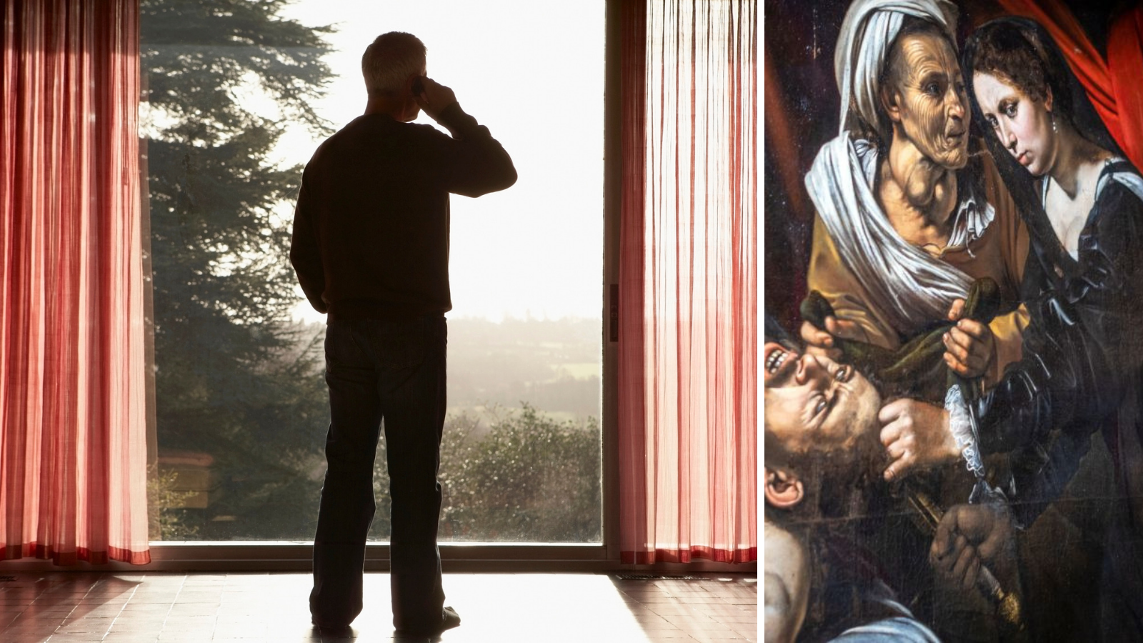Man finds 'lost' $244 million Caravaggio painting in his loft