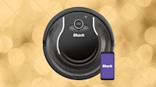 Hurry! This stellar Shark robovac is just $149 right now — it's 50 percent off