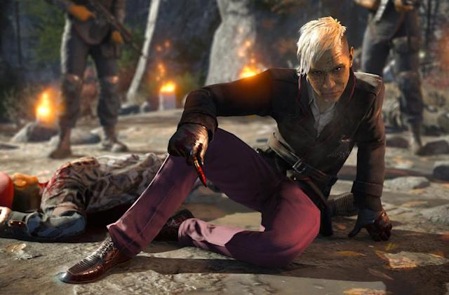Playdate: We're livestreaming 'Far Cry 4' on PS4! (update: game over!)