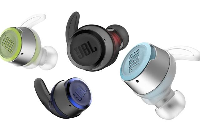 JBL unveils four new options for true wireless earbuds
