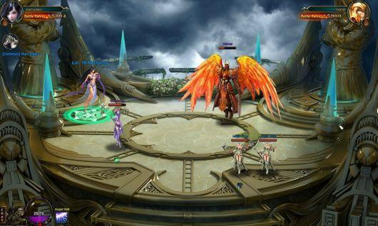 League of Angels goes live today