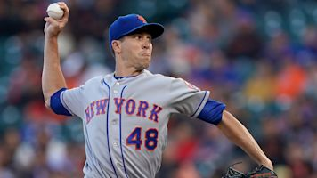 What's new? Mets waste another deGrom gem
