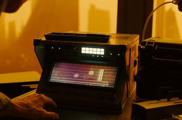 Designing the technology of 'Blade Runner 2049'