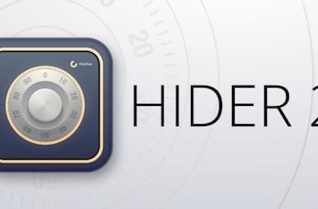 TUAW at Macworld/iWorld 2014: Hider 2 from MacPaw Software