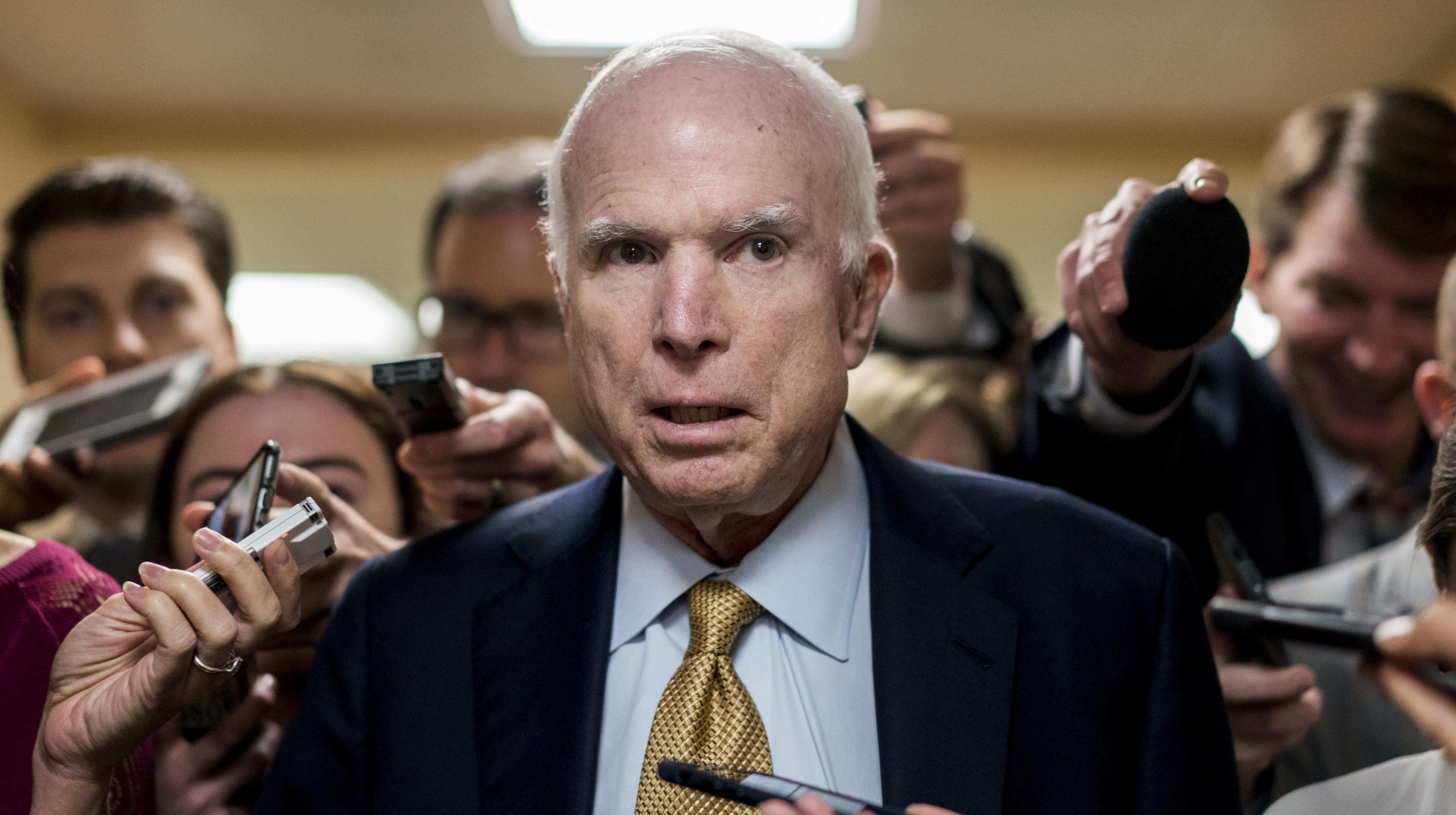 John McCain Will Not Continue Treatment For Brain Cancer, Family Says