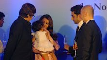 You'll be home soon: Aaradhya told Amitabh Bachchan before leaving hospital