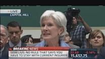 Sebelius: I am responsible for implementation of ACA