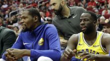 Warriors' primary concern: Draymond Green's conduct was detrimental to Kevin Durant's future with the team