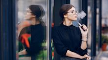 The effects of vaping could be as harmful as conventional smoking, research reveals