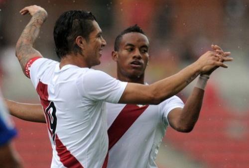 El goleador Paolo Guerrero es la única duda de Perú de cara a su duelo contra Venezuela el viernes en Lima.