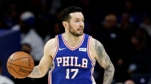 76ers guard J.J. Redick apologizes and clarifies video in which it sounded like he used an Asian slur
