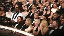 Dieses Bild zeigt das Entsetzen der Stars während des Oscar-Debakels