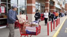 U.S. consumer confidence approaches three-year low