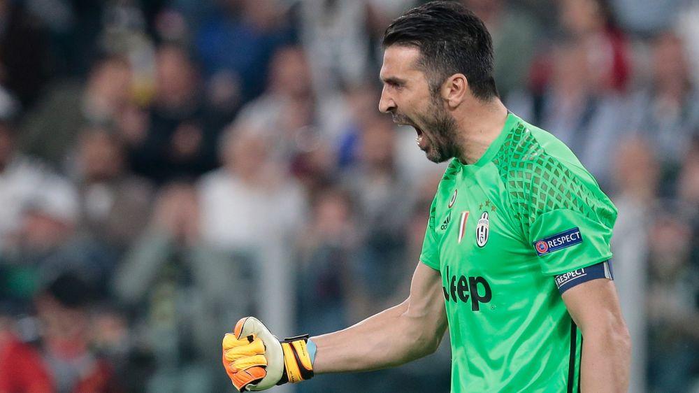 Traguardo Buffon: contro il Monaco la centesima con la Juventus un Champions