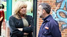 Corrie producer fuels rumours of Kevin and Erica affair