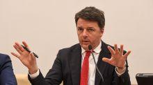Conte e Renzi nel Truman show