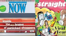 MediaCentral Releases First National Cover Story with NOW Magazine and the Straight Collaborating to Report on COVID-19