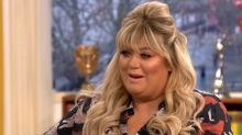 Gemma Collins claims 'Dancing on Ice' was harder for her without lifts