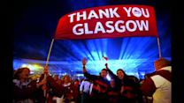 Glasgow Games hailed best ever in rousing closing Ceremony