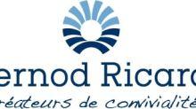 Pernod Ricard Carte Blanche 2021