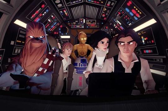 'Star Wars' teams up with 'Disney Infinity 3.0' in the fall