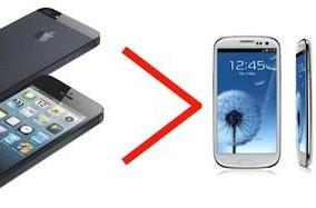 iPhone 5 outperforms Galaxy S III in damage tests