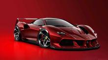 Découvrez l'interprétation d'une Ferrari F40 des temps modernes