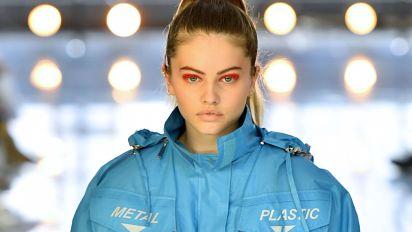 La fille de cette actrice a enflammé la Fashion Week