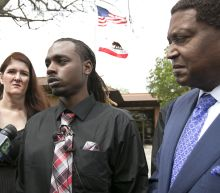 Black man punched by California officer files rights lawsuit