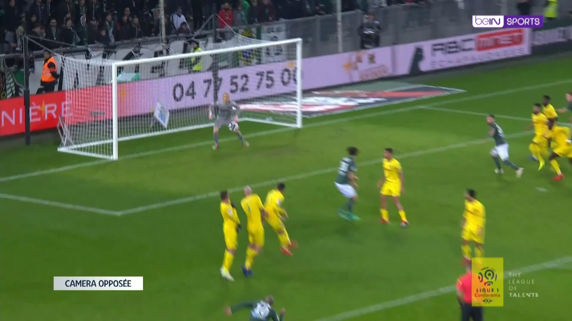 Khazri stunner stands out in Saint Etienne performance - 24 Live